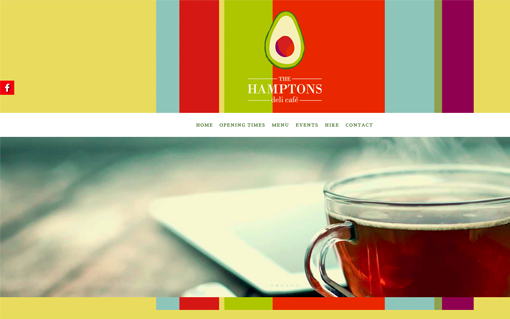 website hamptons deli